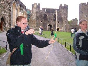 playing Robin Hood