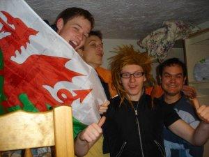Our Welsh choir